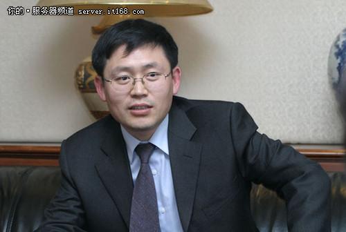 浪潮集团执行总裁王恩东